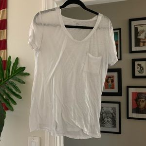 Nordstrom brand burn out tee